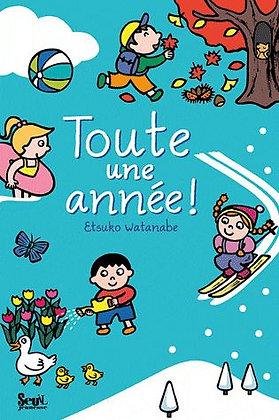 Toute Une Année ! - Clac Book