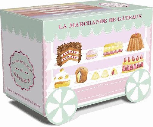 La Marchande De Gâteaux Florent Margaillan