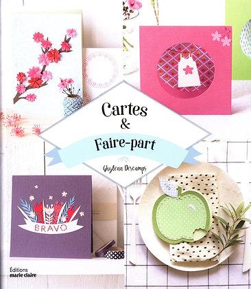 Cartes & Faire-Part  - Ghylenn Descamps - Marie Claire Editions