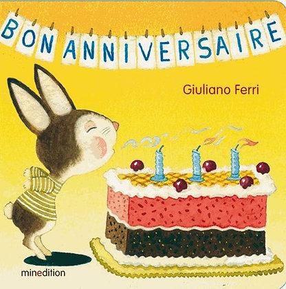 Bon Anniversaire - Giuliano Ferri