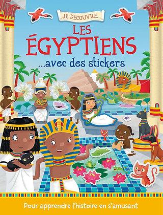 Les Egyptiens - Avec Des Stickers  - Joshua George