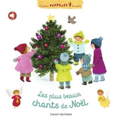 Les Plus Beaux Chants De Noël - (1cd Audio) - Marie Flusin