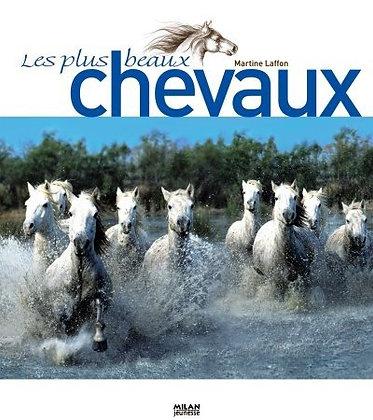 Les Plus Beaux Chevaux  - Martine Laffon