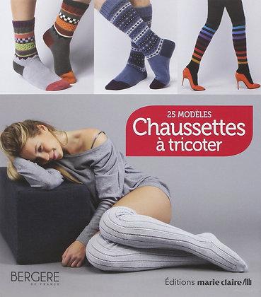 Chaussettes À Tricoter - 25 Modèles  - Marie Claire