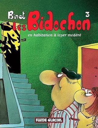 Double Album Les Bidochon : Tome 3 Et Tome 4 - Binet