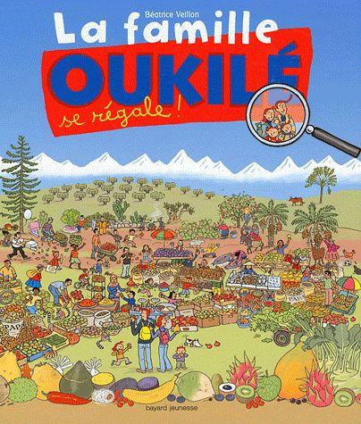 Famille Ouikilé Se Régale ! - Béatrice Veillon