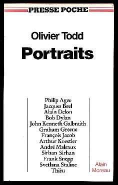 Portraits - Olivier Todd