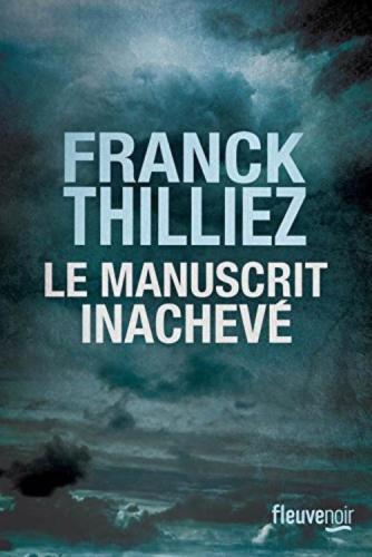 Le Manuscrit inachevé Broché  - Franck Thilliez