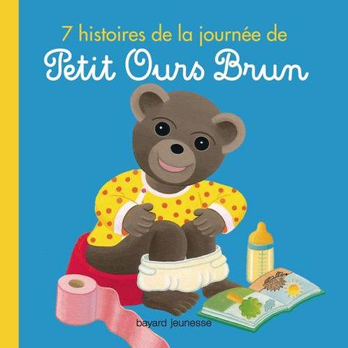 7 Histoires De La Journée De Petit Ours Brun