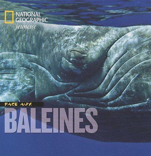 Face aux baleines. National Géographic junior