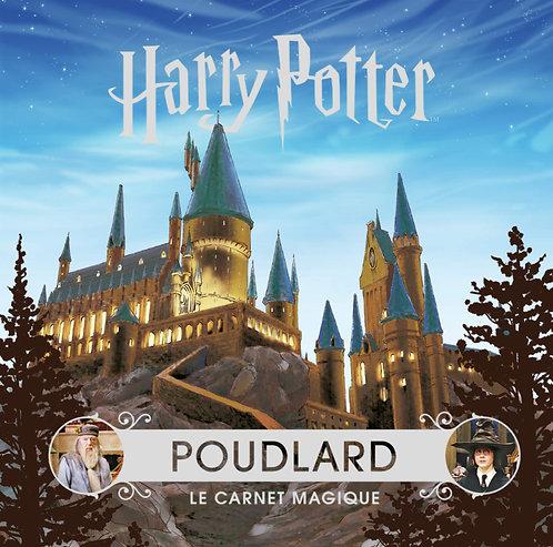 Poudlard: Le carnet magique - Hors série - Galimard