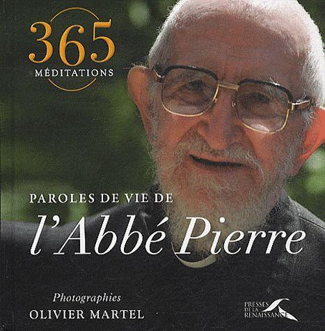 Paroles De Vie De L'abbé Pierre  - Abbé Pierre