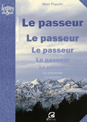 Copie de Le Passeur -  Marc Pupulin -Empreinte Éditions Neuf