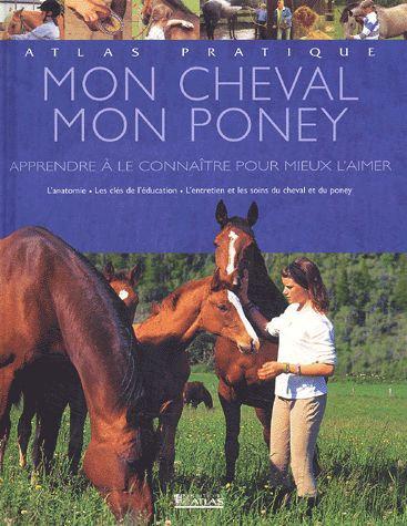 Mon Cheval, Mon Poney  - Emmanuelle Hubrecht