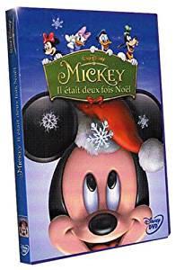 Mickey - Il était Deux fois Noël - VF -   Walt Disney - DVD d'occasion