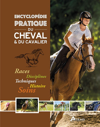 Encyclopédie pratique du cheval & du cavalier - Julie Deutsh