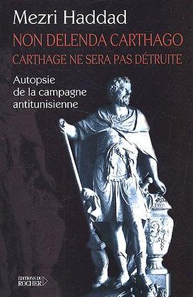 Non Delenda Carthago : Carthage Ne Sera Pas Détruite - Autopsie De La Campagne A