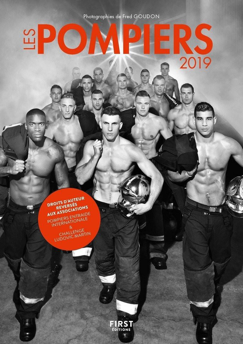 Calendrier 2019 des Pompiers
