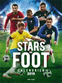 Calendrier 2019 du Foot