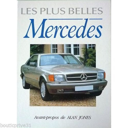 Les Plus Belles Mercedes - Bishop G.