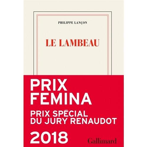 Lambeau  - Philippe Lancon -  Prix Femina 2018