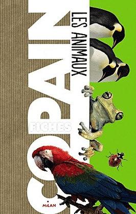 Copains Des Animaux - Fiches - Editions Milan