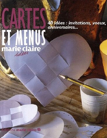 Carte Et Menus - 40 Idées : Invitations, Voeux, Anniversaires