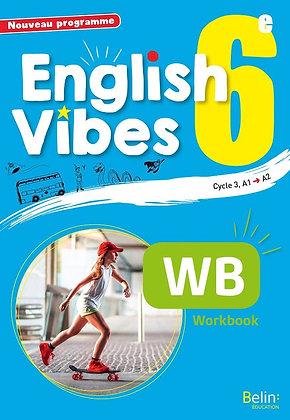 English Vibes 6ème workbook Broché – 27 août 2017