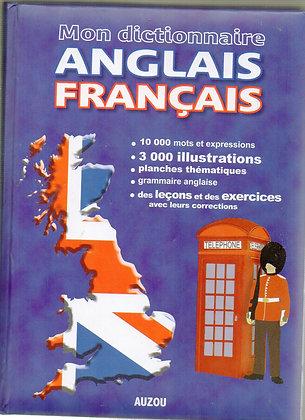 Mon dictionnaire Anglais-Francais -  Philippe Auzou