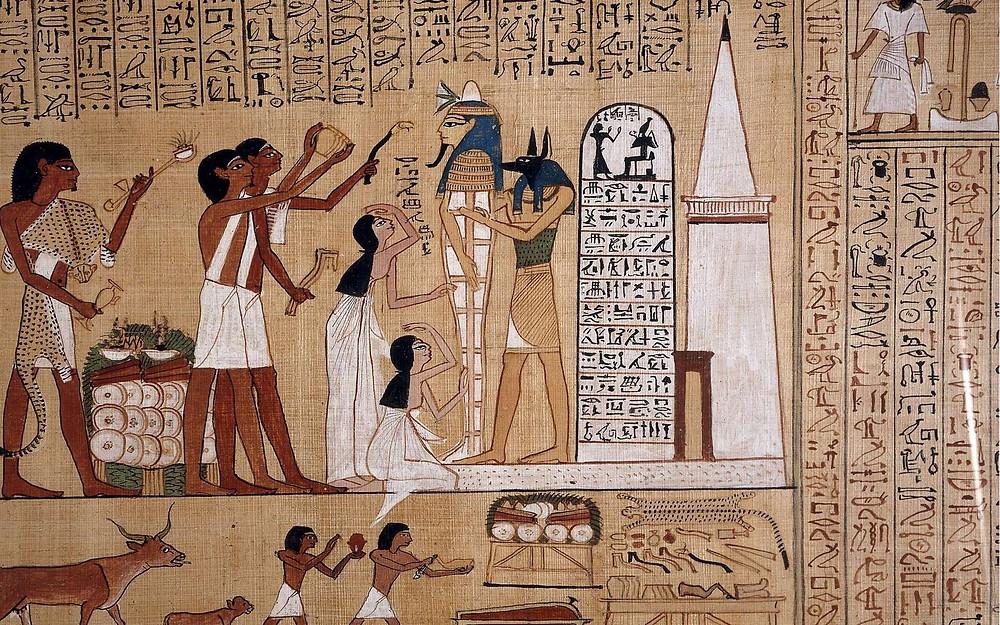 Les croyances de l'Egypte antique