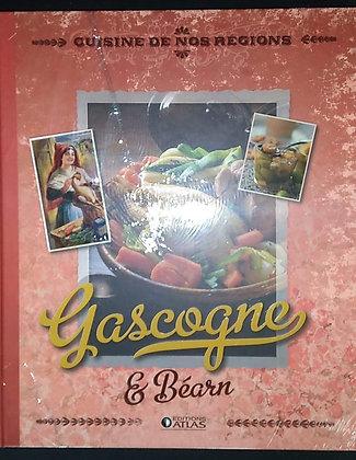 Livre-cuisine-et-vins-Cuisine-de-nos-régions-Gascogne et Béarn