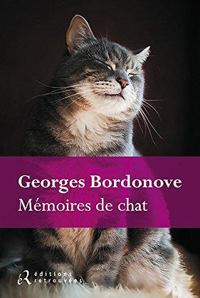 Mémoires De Chat - Georges Bordonove