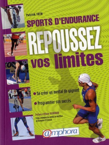 8 vendeurs pour Sports D'endurance, Repoussez Vos Limites