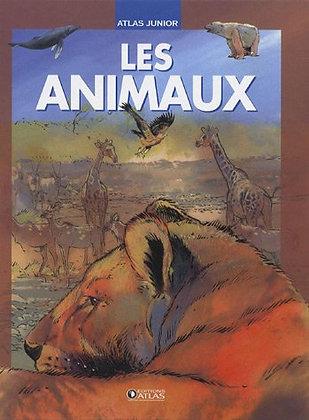 Les Animaux - Sylvie Baussier -  Atlas Junior
