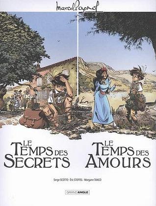 Coffret / Ecrin BD En 2 Volume : Le Temps Secrets.Le Temps Des Amours