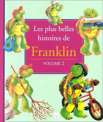 Les Plus Belles Histoires De Franklin - Volume 2 - Paulette Bourgeois