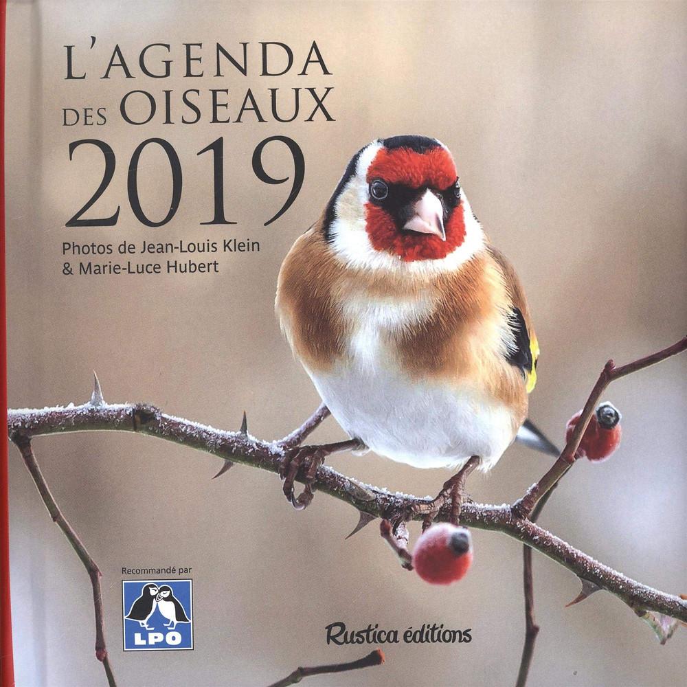 Agenda 2019 des oiseaux