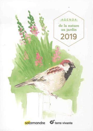 Agenda 2019 de la nature au jardin