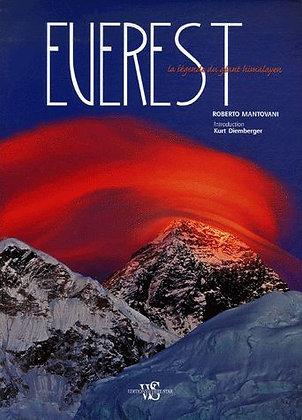 Everest - La Légende Du Géant Himalayen -  Roberto Mantovani