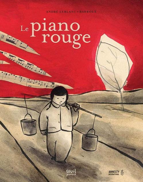 Le Piano Rouge - André Leblanc
