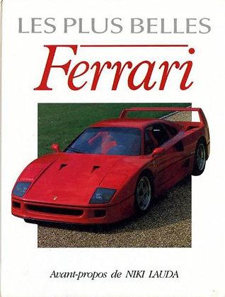 Le plus belles Ferrari  - Herve Bourgeois
