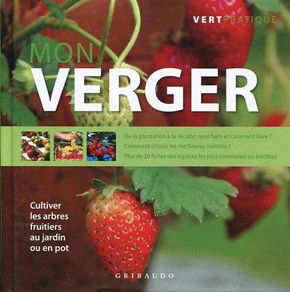 Mon Verger-Cultiver Les Arbres Fruitiers Au Jardin Ou En Pot - L. Lombroso