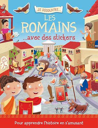 Les Romains  - Avec Des Stickers  - Joshua George