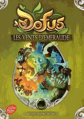 Dofus Tome 1 - Les Vents D'émeraude - Halden