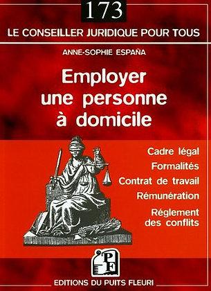 Employer Une Personne À Domicile - Anne-Sophie España