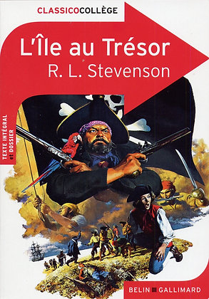 L'Ile aux trésors - R. L. Stevenson