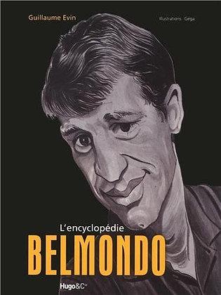 L'encyclopédie Belmondo - Guillaume Evin - Hugo et Cie