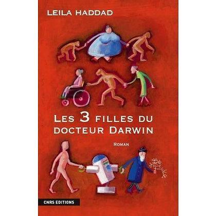 Les 3 Filles Du Docteur Darwin  - Leïla Haddad - Roman policier