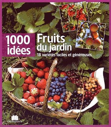 Fruits Du Jardin  - Collection 1000 idées - Massin