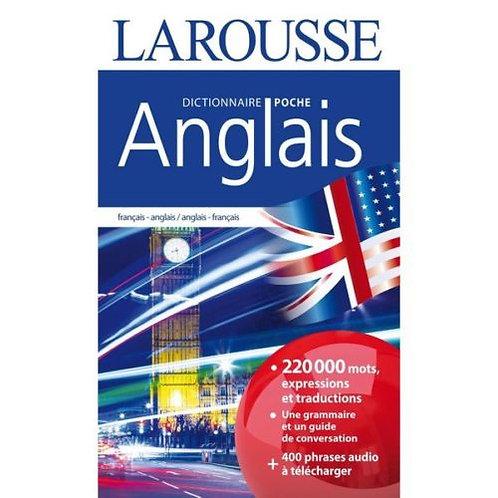 Dictionnaire De Poche Larousse Français-Anglais / Anglais-Français Larousse